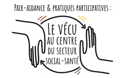 "Cycle d'évènements ""Pair-aidance & pratiques participatives"""