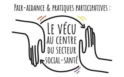 """SAVE-THE-DATE – """"Pair-aidance & pratiques participatives"""""""