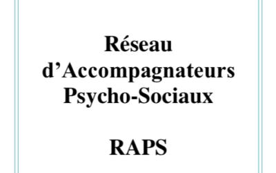 Recherche – Action / Réseau d'Accompagnateurs Psycho-Sociaux – RAPS