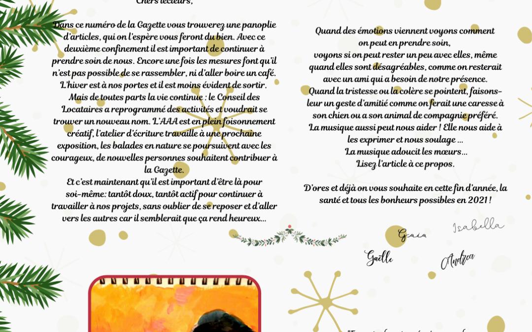 La Gazette n°4