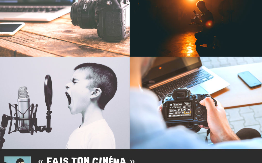 « Fais ton Cinéma » Atelier audiovisuel des Affiliés (AAA)