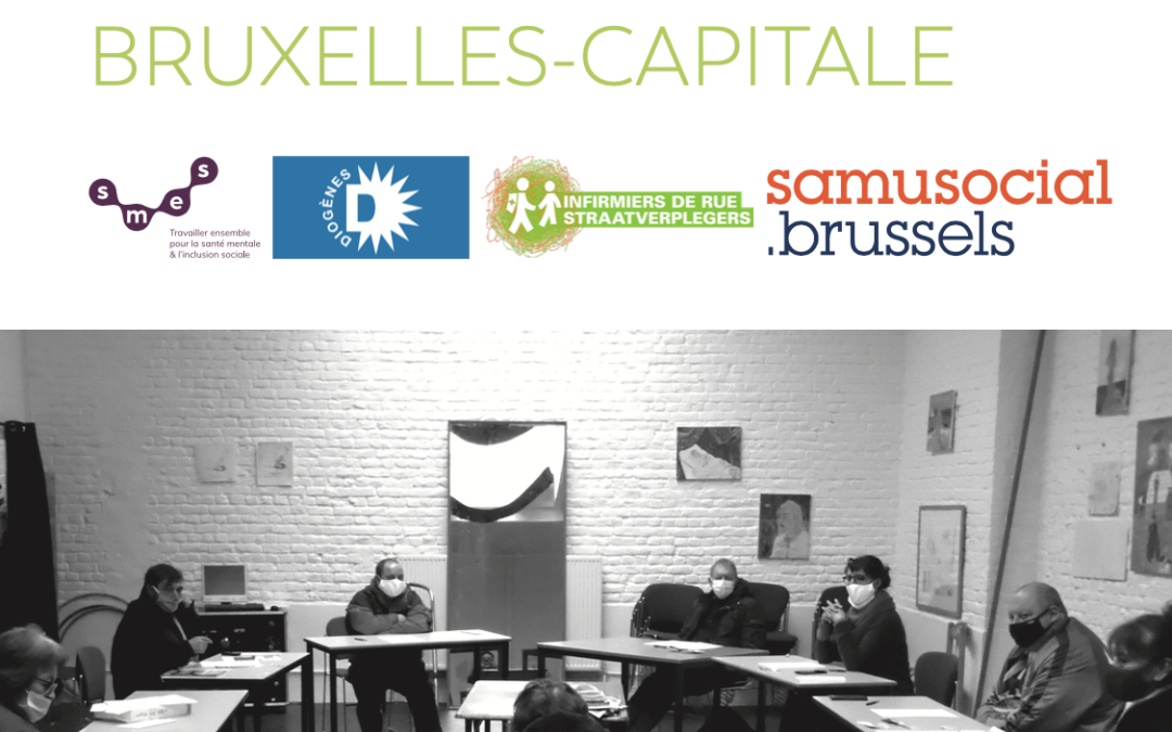 Diagnostic communautaire des projets Housing First en Région de Bruxelles-Capitale