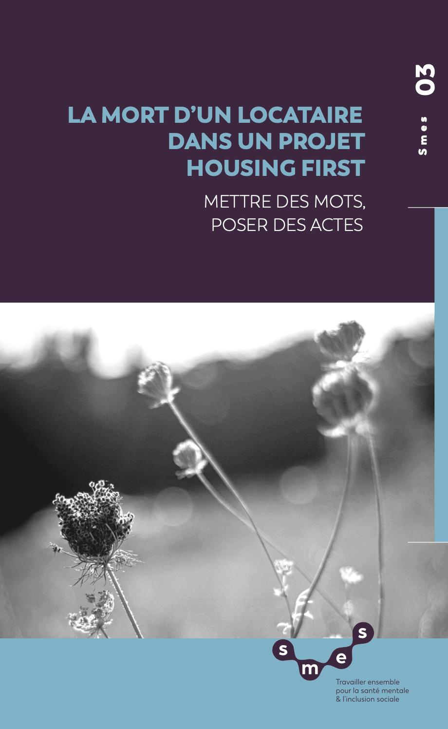 La mort d'un locataire dans un projet Housing First